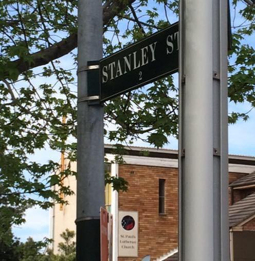 Stanley St