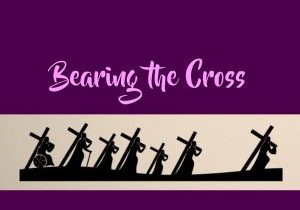 Square bearing the cross