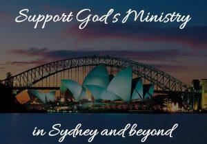 support sydney
